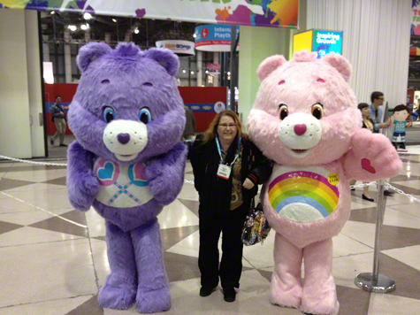 2012 with care bears