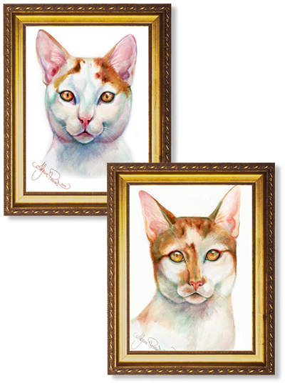 Both Cats Framed Portraits copy.jpg