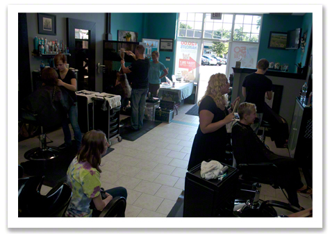 Busy Bees at the Salon R Olson copy 2.jpg