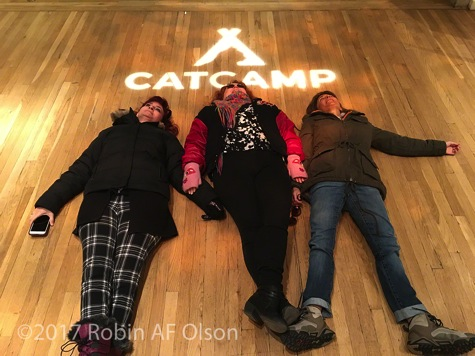Robin Cathi Jodi TIRED R Olson
