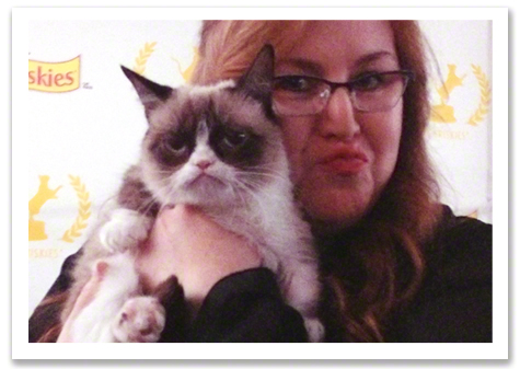 Robin and Grumpy Cat.jpg
