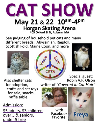 Cat show poster 1094410968 o