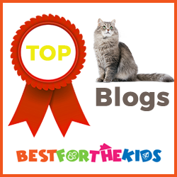 Cat blogs badge