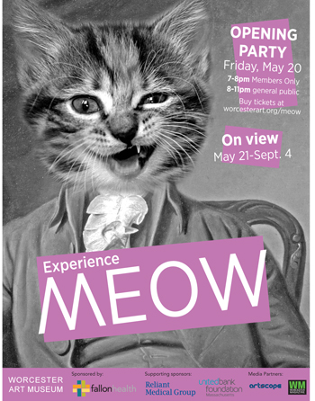 Meow poster 01
